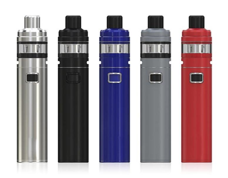 AIO Slider Hellfire E-cig Kit and E-liquid