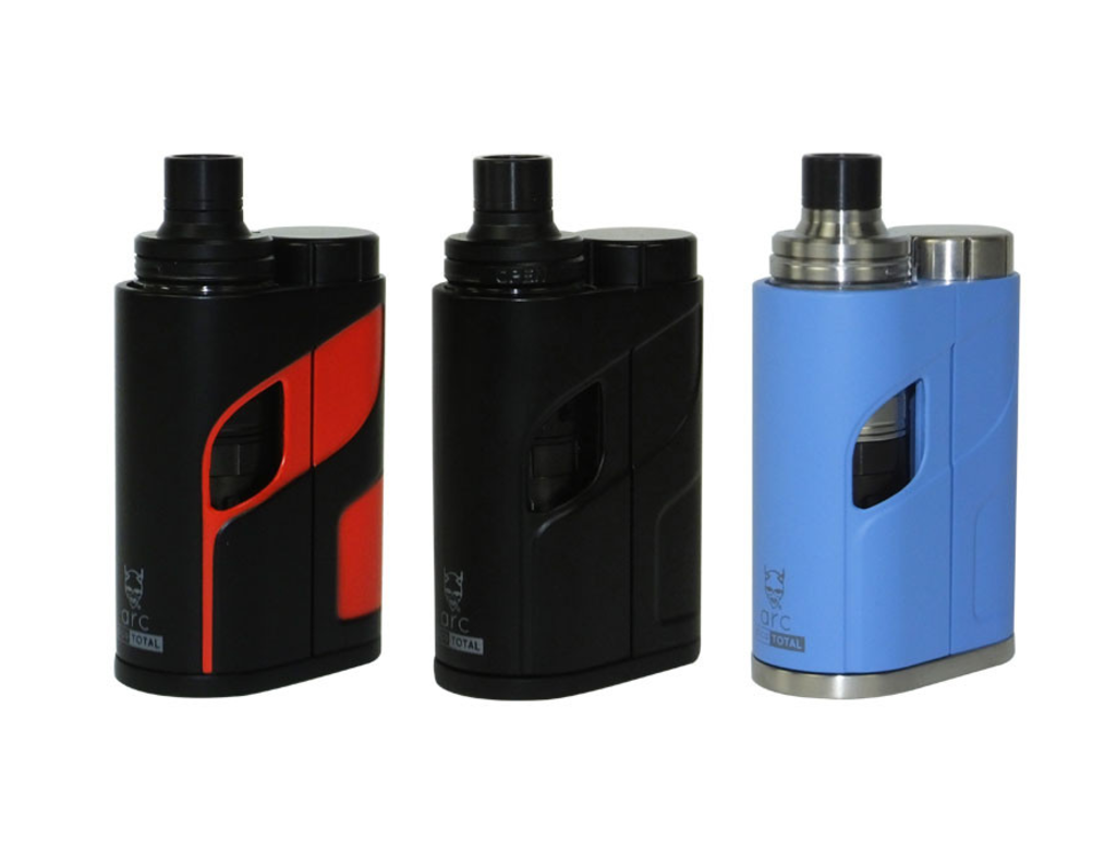 arc Pico Total E-cig Kit and E-liquid