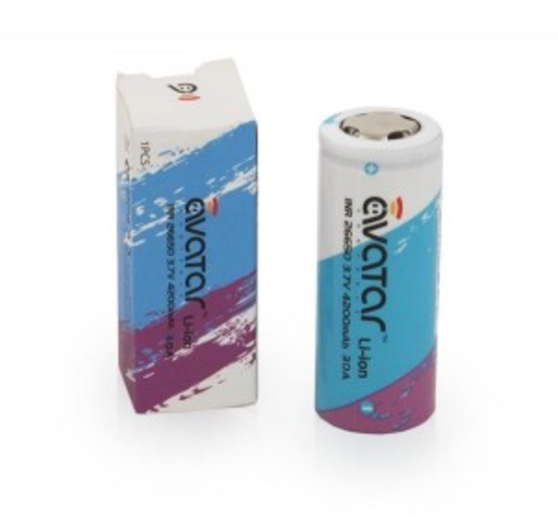 Avatar 26650 4200mAh Battery