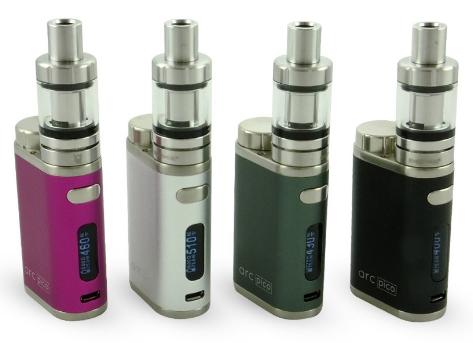 Arc Pico E-cig Kit and E-liquid