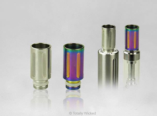 Fluted Wide Mouthpieces