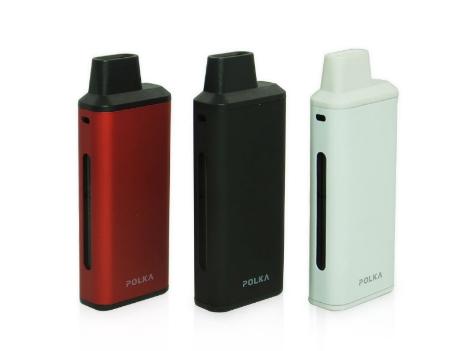 Polka E-cig Kit and E-liquid